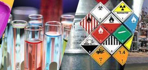 pintura y químicos